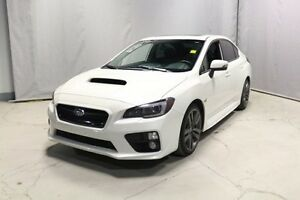 2017 Subaru WRX SPORT TECH Rear DVD,