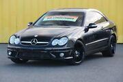 2004 Mercedes-Benz CLK240 C209 Avantgarde Black 5 Speed Automatic Coupe Cheltenham Kingston Area Preview