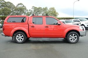 2012 Nissan Navara D40 S6 MY12 ST Red 5 Speed Sports Automatic Utility Acacia Ridge Brisbane South West Preview