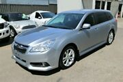 2014 Subaru Liberty B5 MY14 2.5i Lineartronic AWD Premium Silver 6 Speed Constant Variable Wagon Cheltenham Kingston Area Preview