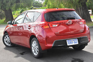 2014 Toyota Corolla ZRE182R Ascent Sport S-CVT Wildfire 7 Speed Constant Variable Hatchback Glendalough Stirling Area Preview