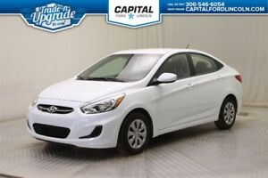 2017 Hyundai Accent **BLUETOOTH**BACKUP CAMERA**HTD SEATS**CRUIS