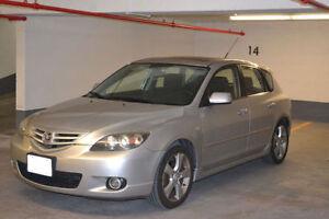 2006 Mazda Mazda3 Sport Hatchback