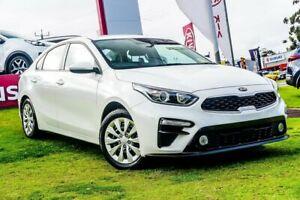 2019 Kia Cerato BD MY19 S Clear White 6 Speed Sports Automatic Sedan Wangara Wanneroo Area Preview