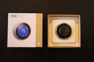 3rd Generation Nest Learning Thermostat