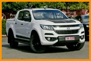 2016 Holden Colorado RG MY17 Z71 Pickup Crew Cab Summit White 6 Speed Sports Automatic Utility Mount Gravatt Brisbane South East Preview