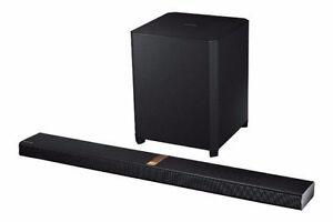 SAMSUNG HW-H750 320W SOUND BAR W/ WIRELESS SUB - AS IS! MNX