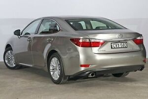 2014 Lexus ES350 GSV60R Sports Luxury Silver 6 Speed Sports Automatic Sedan Alexandria Inner Sydney Preview