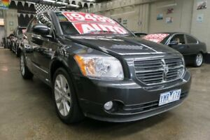 2011 Dodge Caliber PM MY10 SXT 6 Speed CVT Auto Sequential Hatchback Mordialloc Kingston Area Preview