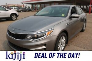 2018 Kia Optima LX Accident Free,  Heated Seats,  Bluetooth,  A/