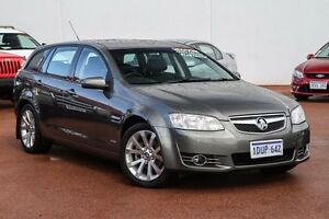 2011 Holden Commodore VE II MY12 Equipe Sportwagon Grey 6 Speed Sports Automatic Wagon East Rockingham Rockingham Area Preview