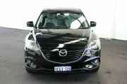 2013 Mazda CX-9 MY14 Luxury Black 6 Speed Auto Activematic Wagon Myaree Melville Area Preview