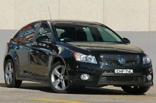 2012 Holden Cruze JH MY13 SRi V Black 6 Speed Automatic Sedan Wolli Creek Rockdale Area Preview
