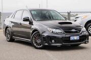 2013 Subaru WRX MY13 (AWD) Black 5 Speed Manual Sedan Wangara Wanneroo Area Preview