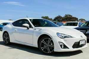 2012 Toyota 86 White Sports Automatic Coupe Dandenong Greater Dandenong Preview