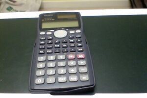Scientific and Graphing Calculators