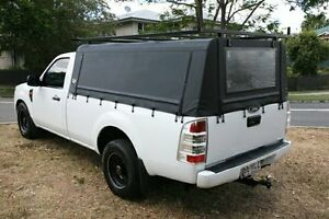 2010 Ford Ranger PK XL White 5 Speed Manual Cab Chassis Yeerongpilly Brisbane South West Preview