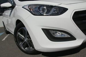 2015 Hyundai i30 GD4 Series 2 Active X Polar White 6 Speed Automatic Hatchback Wolli Creek Rockdale Area Preview