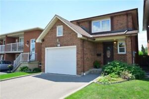 3 Bed Detached Rathburn/Bough Beeches, Mississauga + Basement