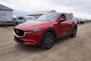2017 Mazda CX-5 GT-SKYACTIV AWD Heated Leather Seats, Navigation