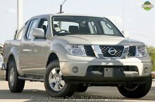 2010 Nissan Navara D40 ST Gold 5 Speed Automatic Utility Baulkham Hills The Hills District Preview