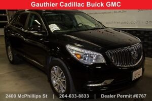 2015 Buick Enclave Leather AWD, Power Sunroof, Quad Seating, Hea