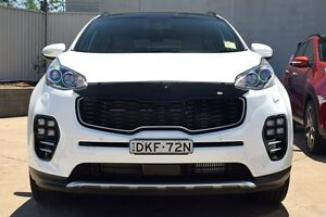 2016 Kia Sportage Snow White Pearl Wagon Blacktown Blacktown Area Preview