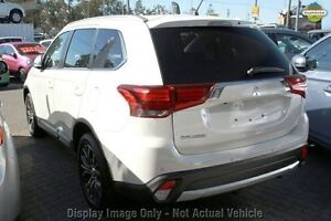 2016 Mitsubishi Outlander ZK MY16 LS 2WD White 6 Speed Constant Variable Wagon Wilson Canning Area Preview