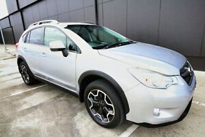 2012 Subaru XV G4-X MY12 2.0i-L Lineartronic AWD Silver 6 Speed Constant Variable Wagon Haymarket Inner Sydney Preview