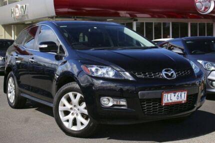 2007 Mazda CX-7 ER1031 MY07 Luxury Black 6 Speed Sports Automatic Wagon Seaford Frankston Area Preview