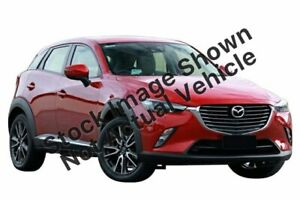2016 Mazda CX-3 DK2W7A Akari SKYACTIV-Drive White/bl Leather 6 Speed Sports Automatic Wagon Osborne Park Stirling Area Preview