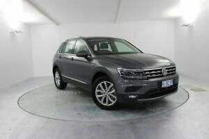 2018 Volkswagen Tiguan 5N MY19 132TSI DSG 4MOTION Comfortline Grey 7 Speed Launceston Launceston Area Preview