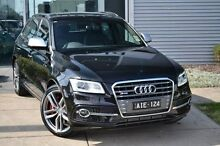 2015 Audi SQ5 8R MY16 TDI Tiptronic Quattro Black 8 Speed Sports Automatic Wagon Burwood Whitehorse Area Preview