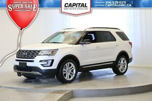 2016 Ford Explorer XLT 4WD*Remote Start - Heated Seats - Back Up