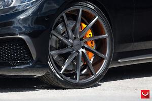 """VOSSEN Monoblock Wheel + Tire Package 19"""" - ( C CLASS W204  )"""