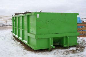 DUMPSTER & DISPOSAL BINS FOR GARBAGE JUNK & WASTE BEST RATES!!!! Calgary Alberta image 5