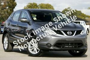 2016 Nissan Qashqai J11 ST Grey 1 Speed Constant Variable Wagon Kirrawee Sutherland Area Preview