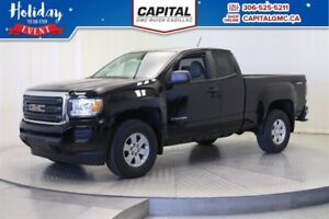 2018 GMC Canyon 4WD Extended Cab