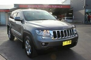 2012 Jeep Grand Cherokee WK MY2013 Laredo Grey Sports Automatic Wagon South Maitland Maitland Area Preview
