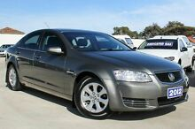 2012 Holden Commodore VE II MY12 Omega Grey 6 Speed Sports Automatic Sedan Craigieburn Hume Area Preview