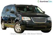 2011 Chrysler Grand Voyager RT 5th Gen MY10 LX White 6 Speed Automatic Wagon Gymea Sutherland Area Preview