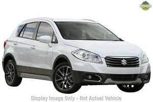 2014 Suzuki S-Cross JY GLX (4x4)  Continuous Variable Wagon Australia Australia Preview