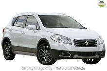 2014 Suzuki S-Cross JY GLX (4x2)  Continuous Variable Wagon Australia Australia Preview