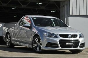 2013 Holden Ute VF SS Silver 6 Speed Manual Utility Mosman Mosman Area Preview