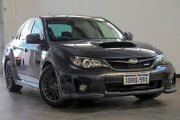 2011 Subaru Impreza G3 MY12 WRX AWD Grey 5 Speed Manual Sedan Myaree Melville Area Preview