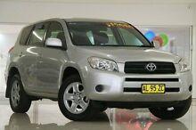 2006 Toyota RAV4 ACA33R CV Silver 4 Speed Automatic Wagon Waitara Hornsby Area Preview