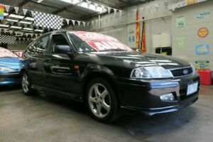 2002 Ford Laser KQ SR2 4 Speed Automatic Hatchback Mordialloc Kingston Area Preview
