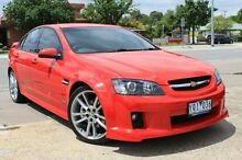 2009 Holden Commodore VE MY10 SS V Red 6 Speed Sports Automatic Sedan Berwick Casey Area Preview