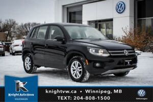 2014 Volkswagen Tiguan AWD 0.99% Financing Available OAC