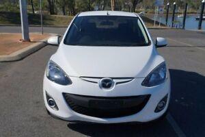 2014 Mazda 2 DE10Y2 MY14 Maxx Sport White 4 Speed Automatic Hatchback Rockhampton Rockhampton City Preview
